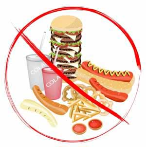 avoid junk food natural tinnitus treatment