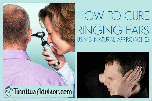learn how to cure ringing ears