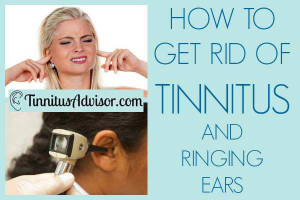 get rid of tinnitus ringing ears