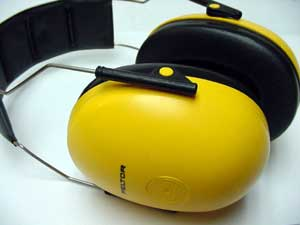 hearing protection for ear ringing cure
