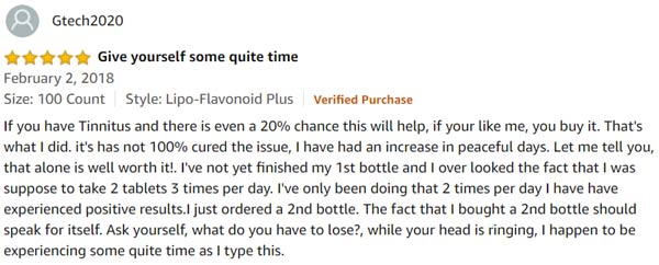 lipoflavonoid plus reviews