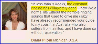 tinnitus miracle testimonial